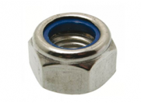 Self Locking Nylock Nut Metric Coarse Thread Series (As Per DIN 985)