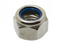 Self Locking Nylock Nut Metric Coarse Thread Series (As Per DIN 982)